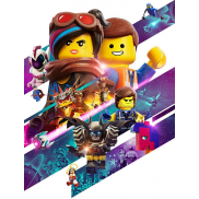 LEGO MOVIE 2 (ЛЕГО ФИЛЬМ 2)