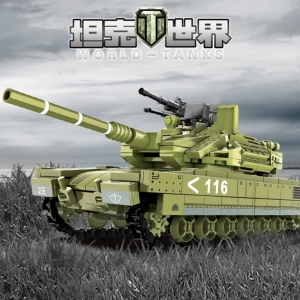 Конструктор World of Tanks c0116 Танк MK4